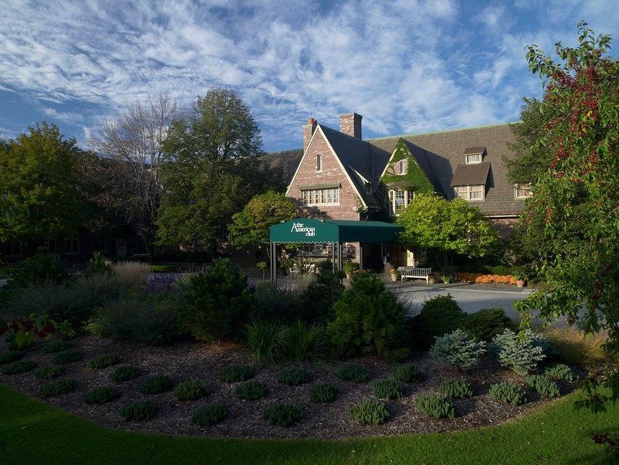 Photo of the American Club Resort