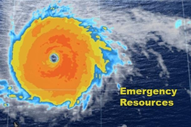 WUCF Emergency Resources