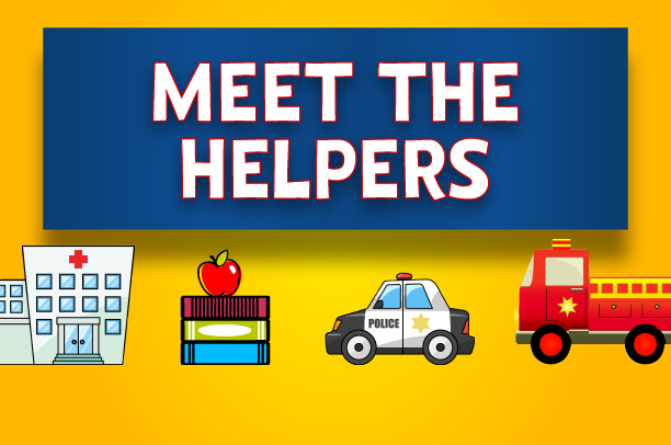 Meet The Helpers