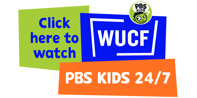 WUCF PBS Kids 24/7 channel
