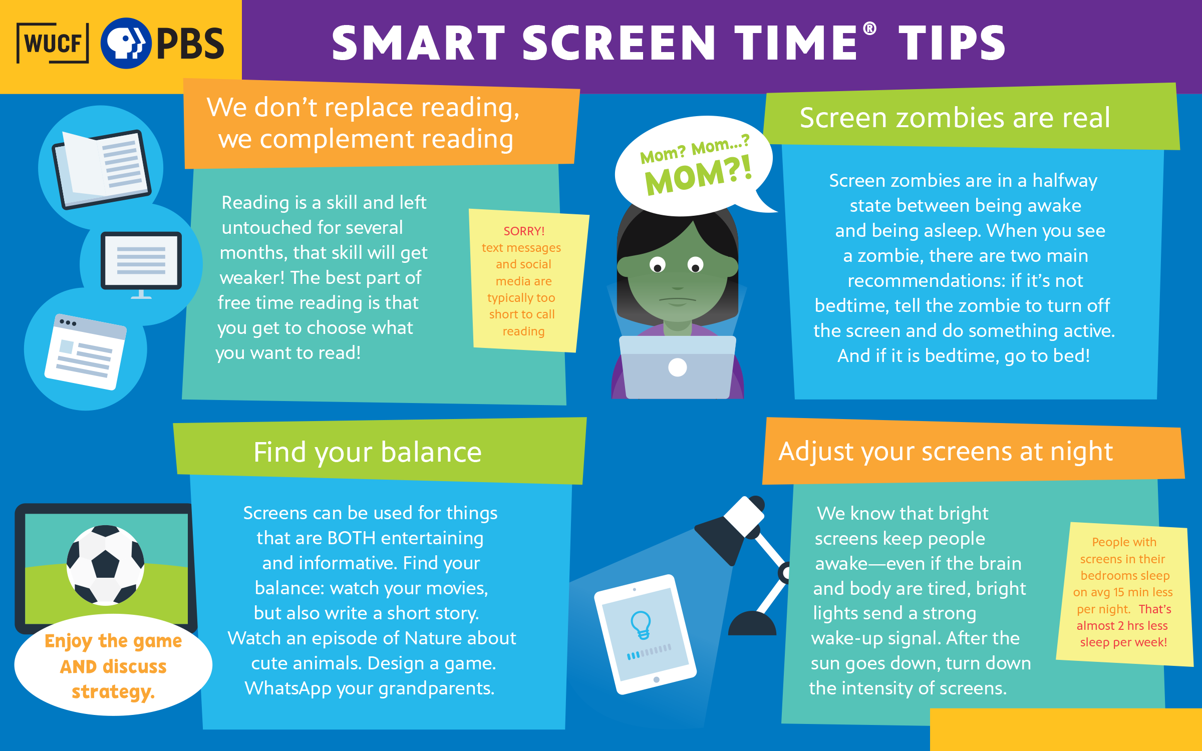 Smart Screen Time Tips