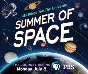Summer of Space Small Ad