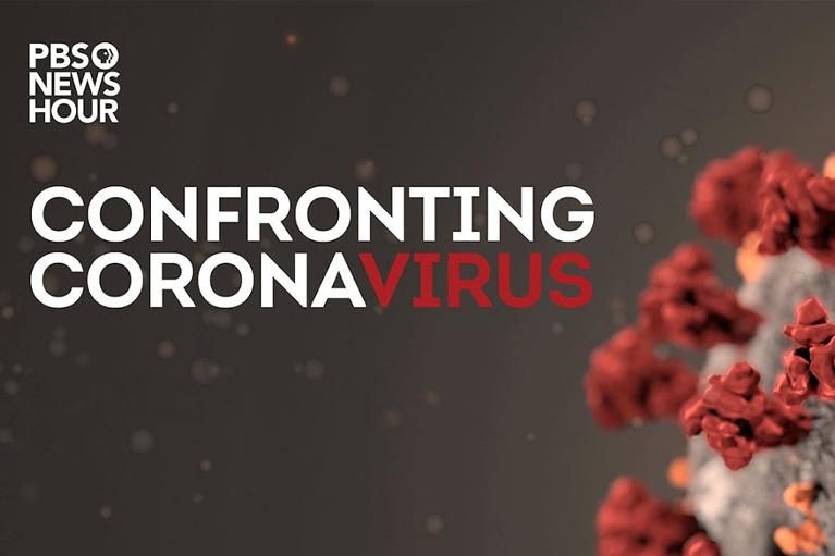 Coronavirus news from PBS NewsHour