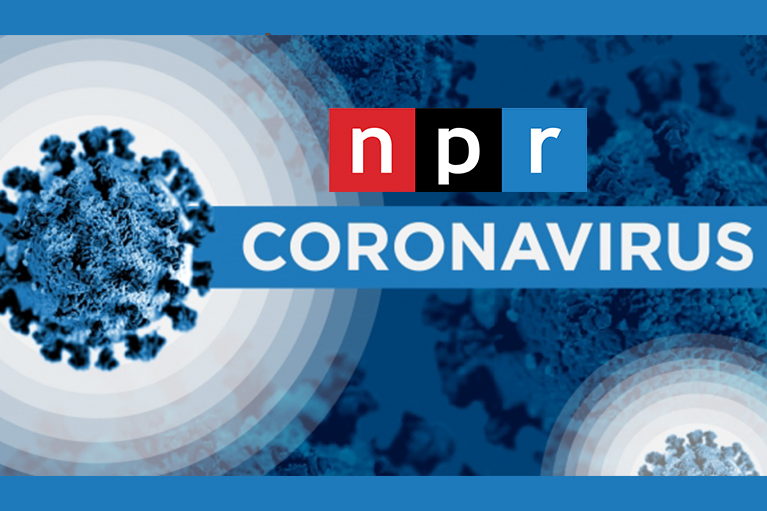 Coronavirus News from NPR