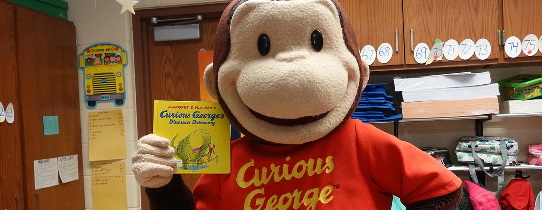 Meet Curious George