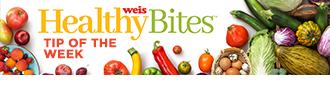 Weis Healthy Bites