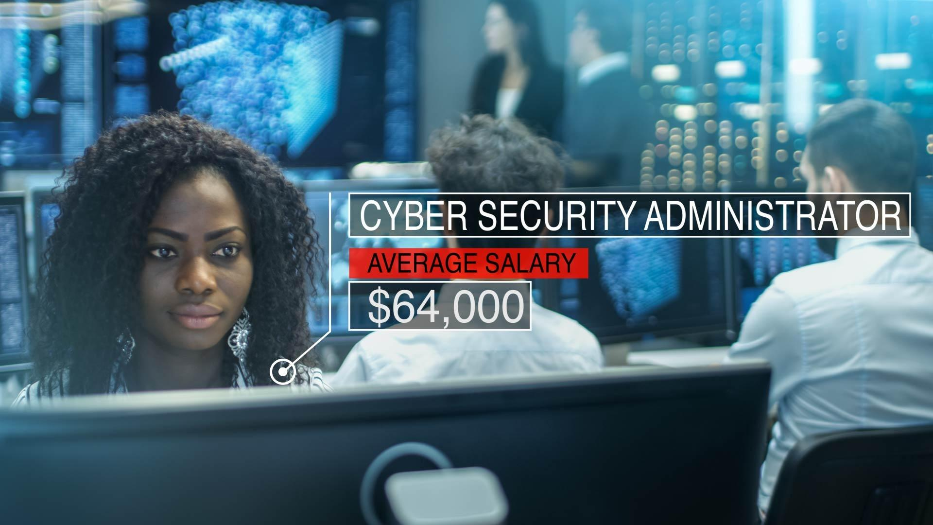 Cyber Security Adminstrator