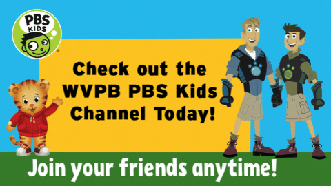 WVPB PBS Kids Channel