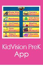 Kidvision prek app