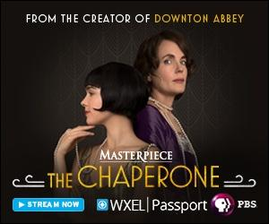 The Chaperone on WXEL Passport