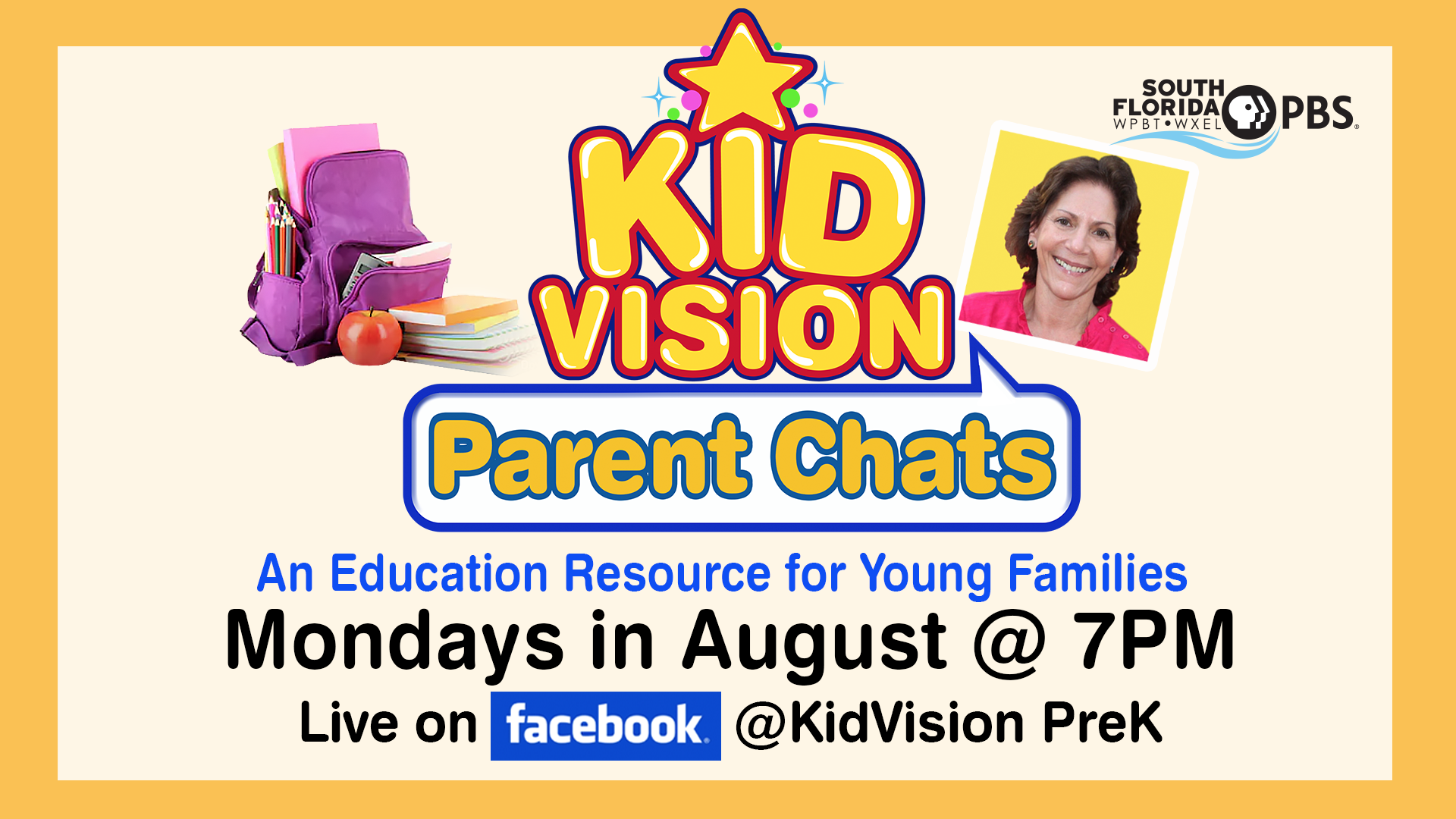 KidVision Parent Chats