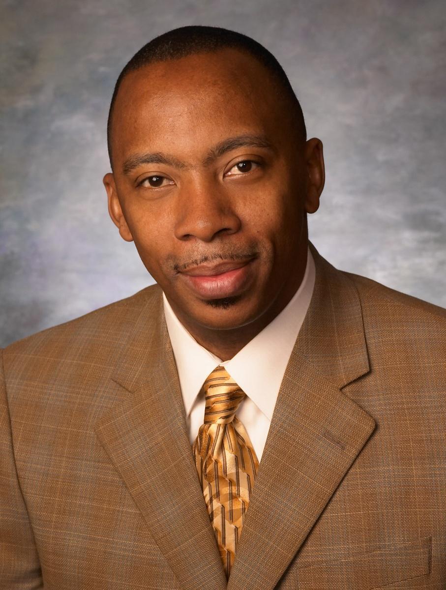 Dr. Calvin Mackie, American mentor, motivational speaker, and entrepreneur