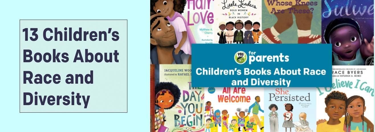 13 Children's Books About Race and Diversity