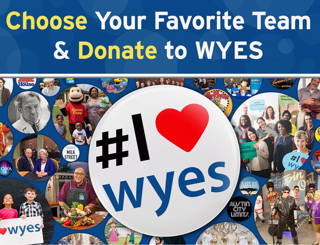 #ILoveWYES Donate