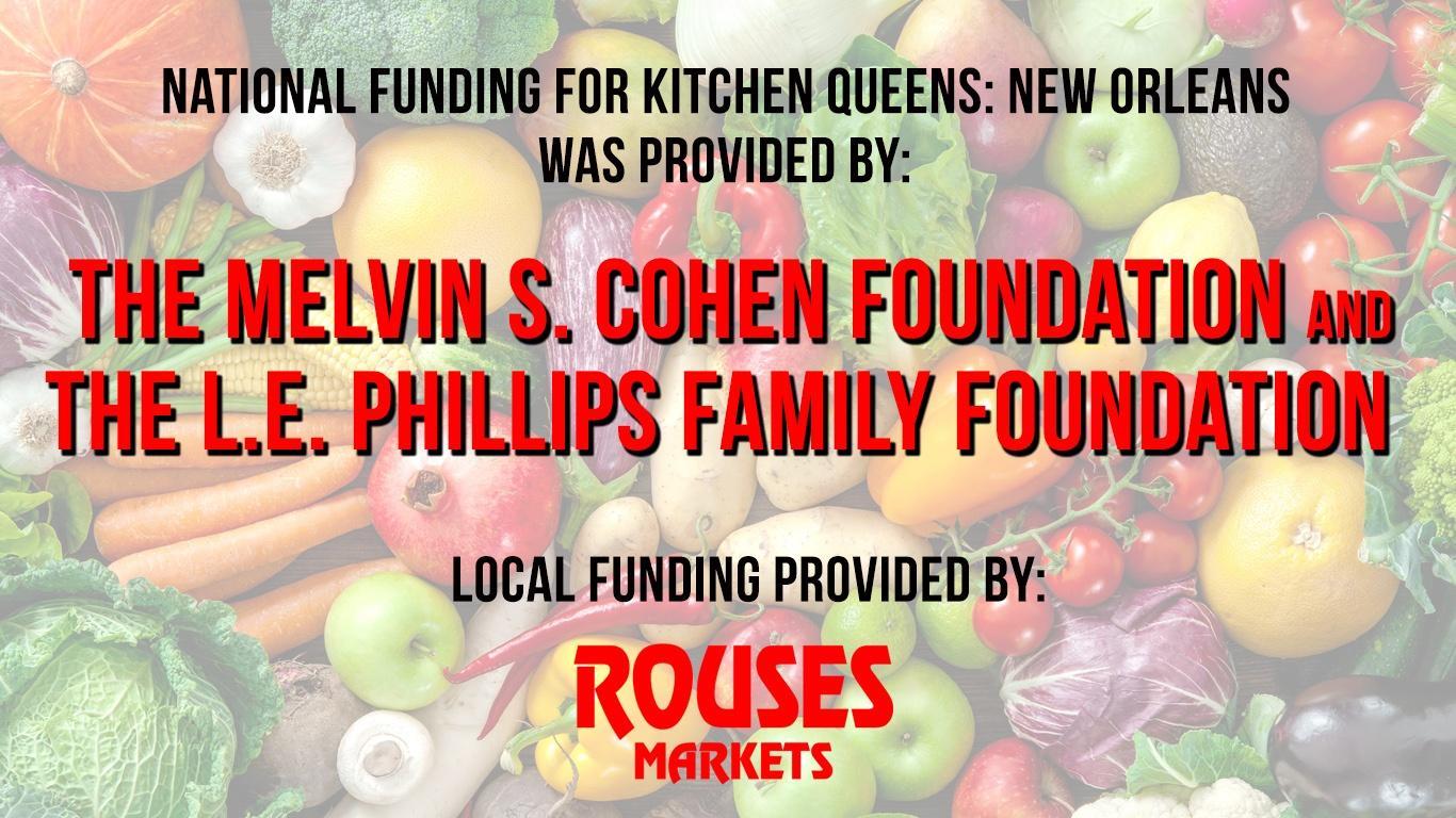 kitchen queens sponsors