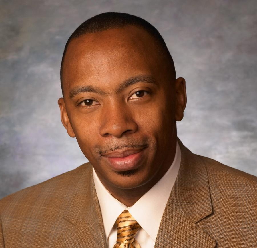 Dr. Calvin Mackie, American mentor, motivational speaker, and entrepreneur