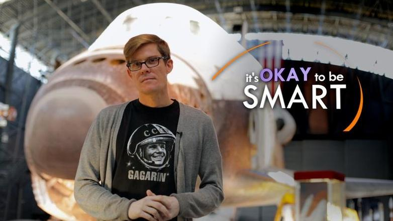 It's Okay to Be Smart logo