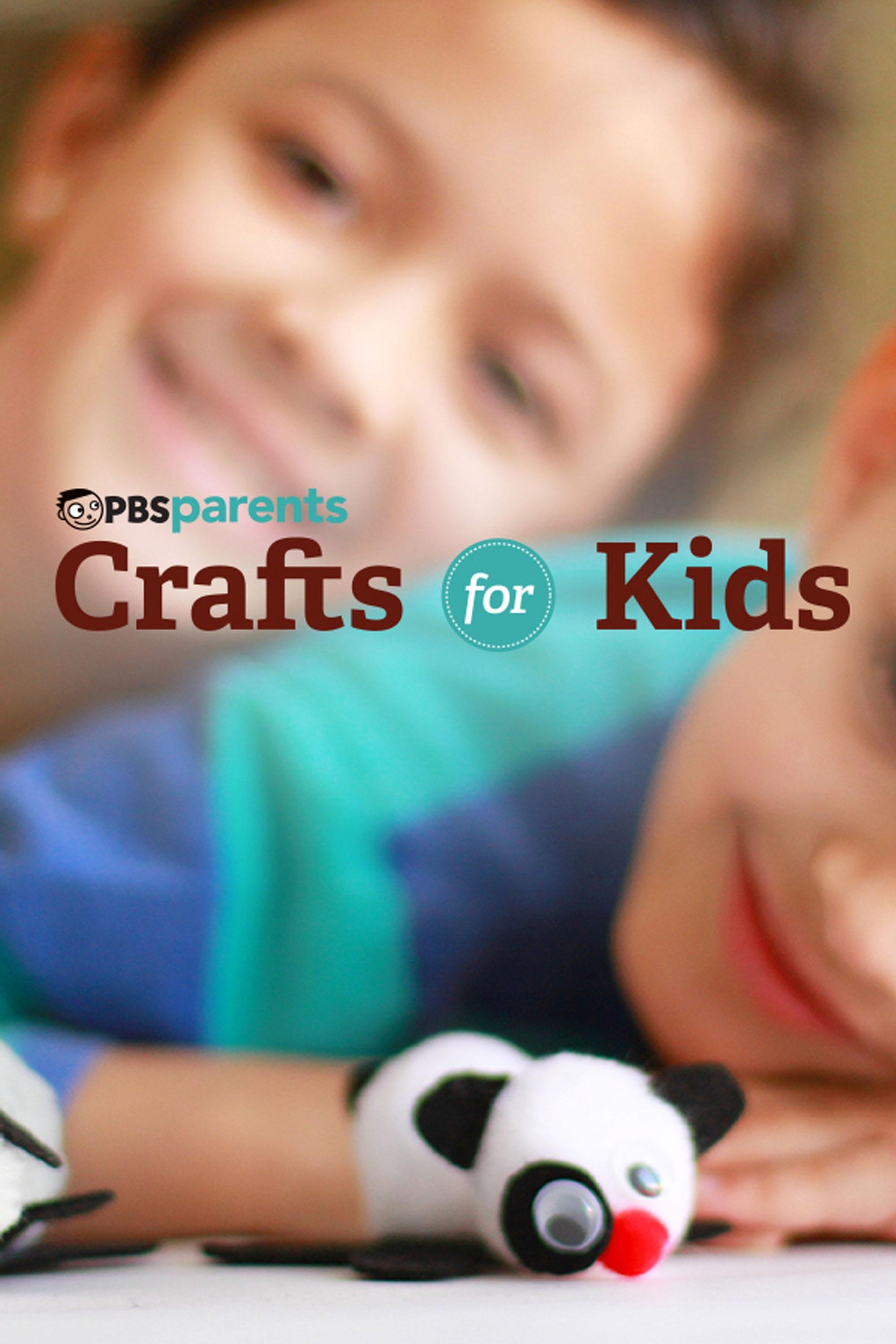 Crafts For Kids Pbs