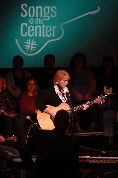 Songs At The Center