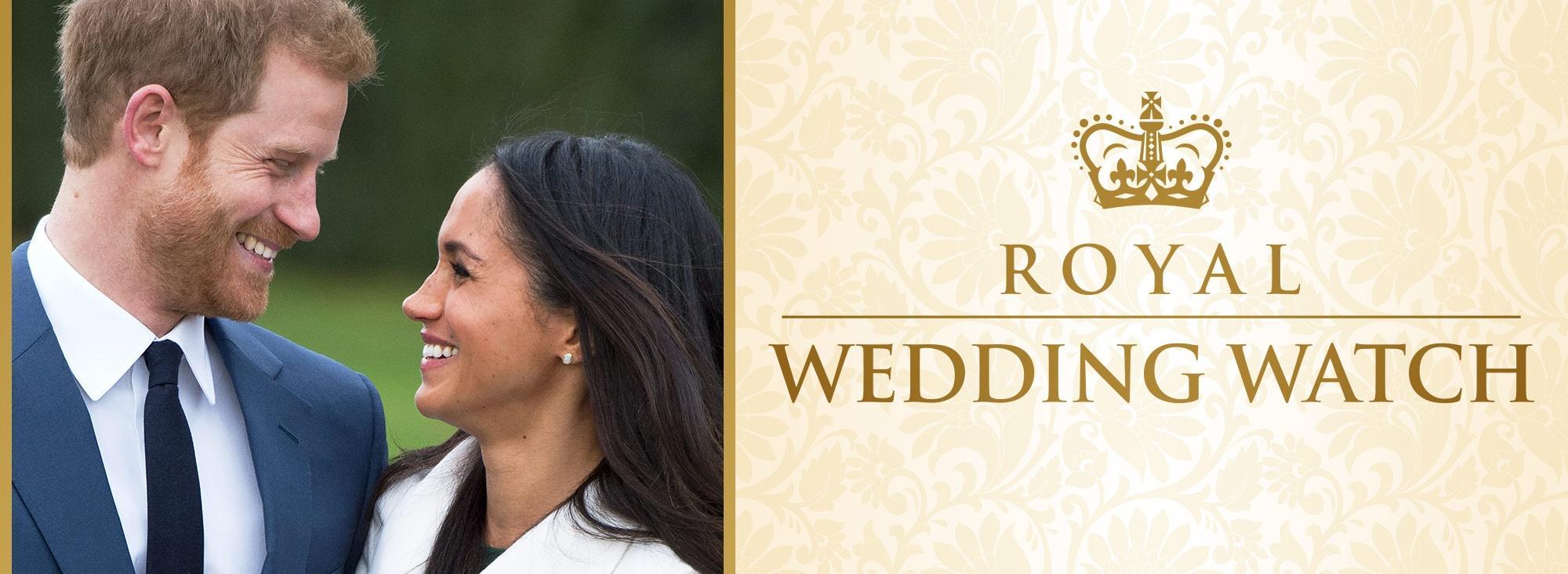 Royal Wedding Watch.Royal Wedding Watch