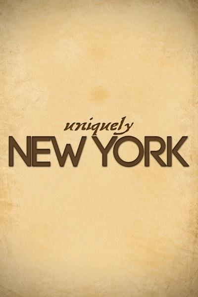 Path Through History: Uniquely New York