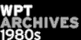 WPT Archives: 1980s