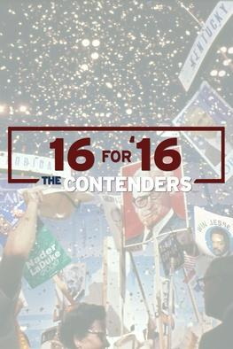 16 for '16 - The Contenders