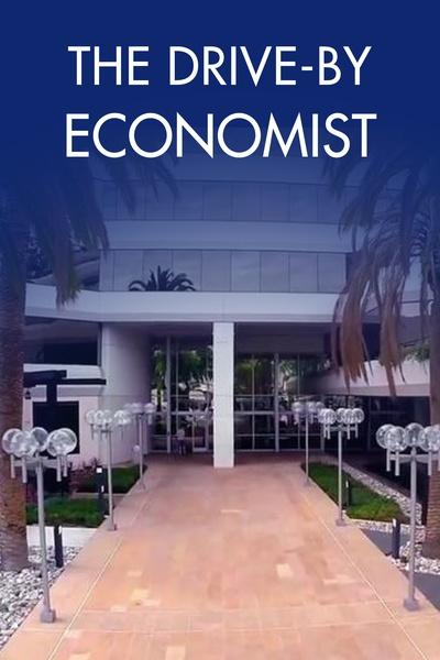 The Drive-By Economist