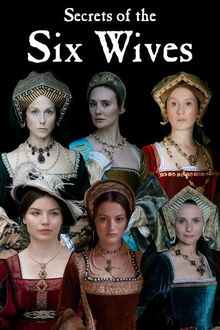 Secrets of the Six Wives Poster