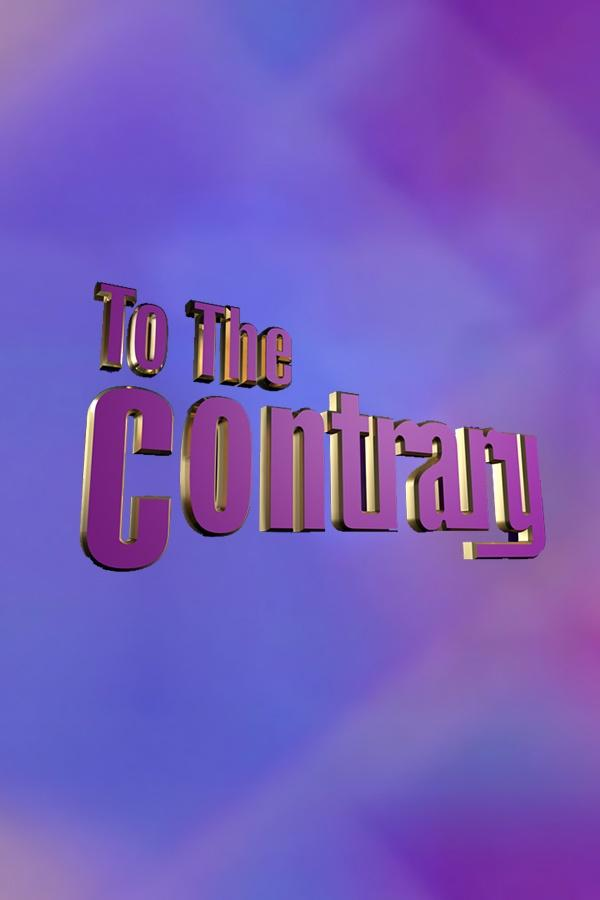 To The Contrary on FREECABLE TV