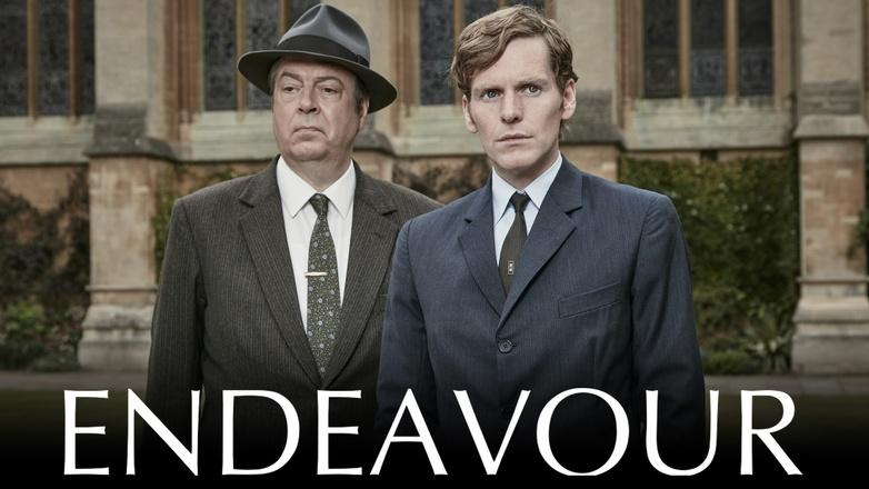 Endeavour - Season 5 logo