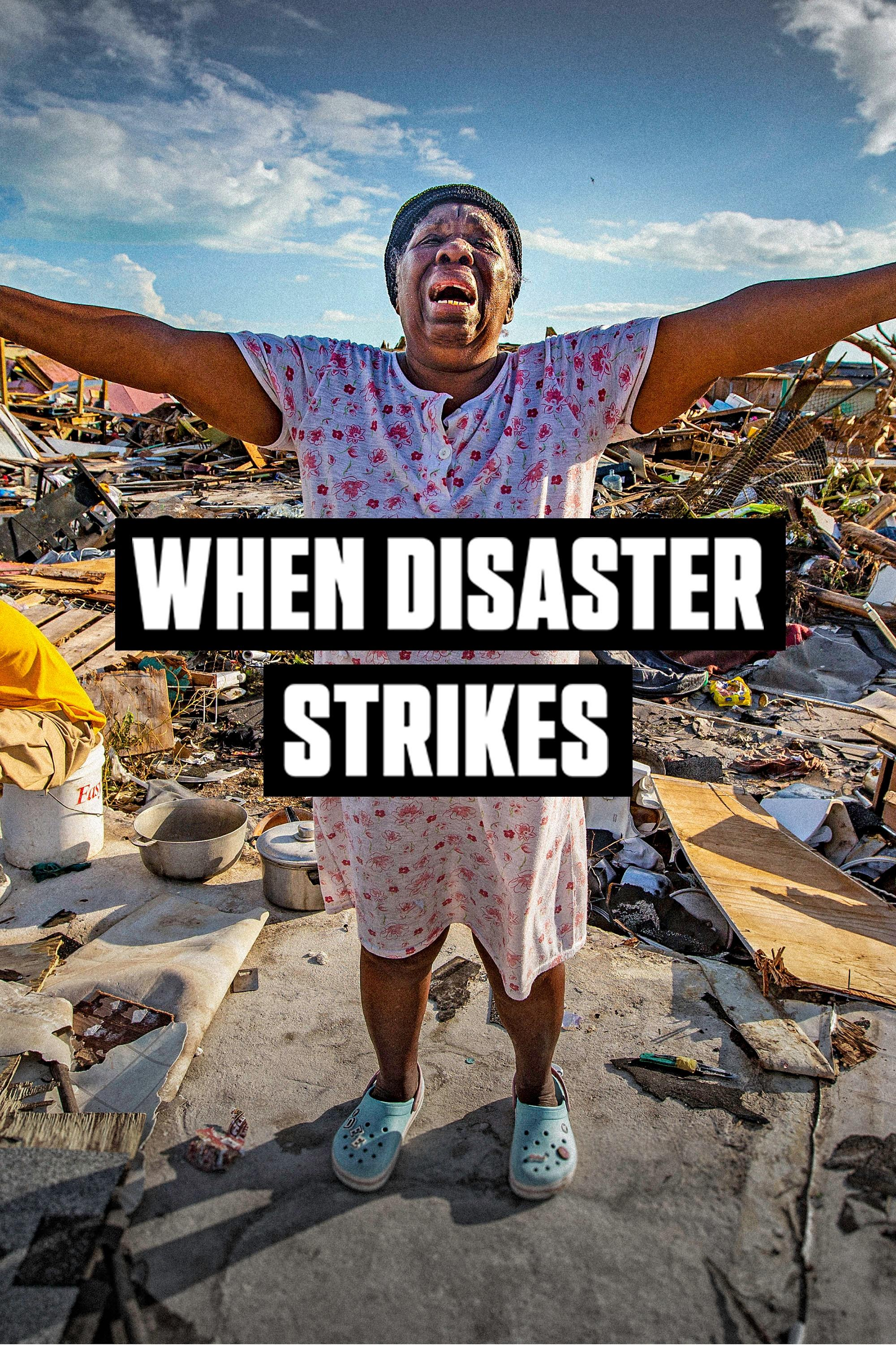 When Disaster Strikes on FREECABLE TV