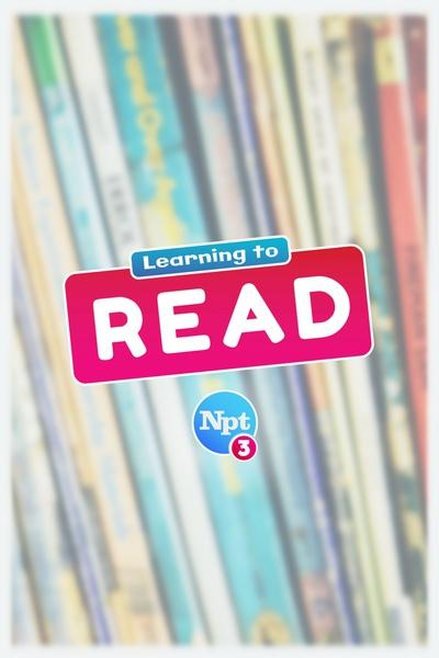 Learning to Read | NPT3