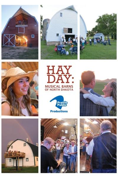 Hay Day: Musical Barns Of North Dakota
