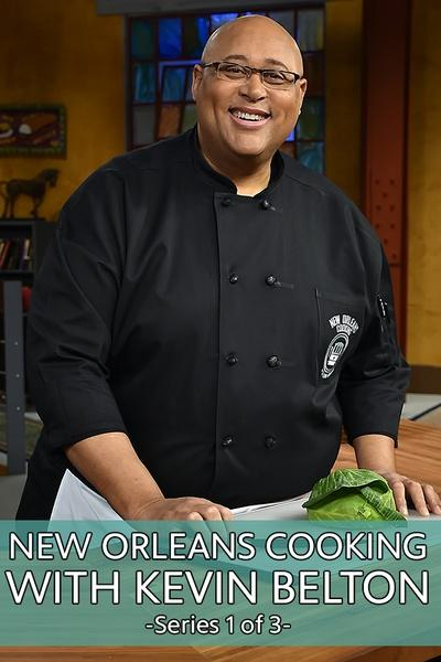 New Orleans Cooking with Kevin Belton