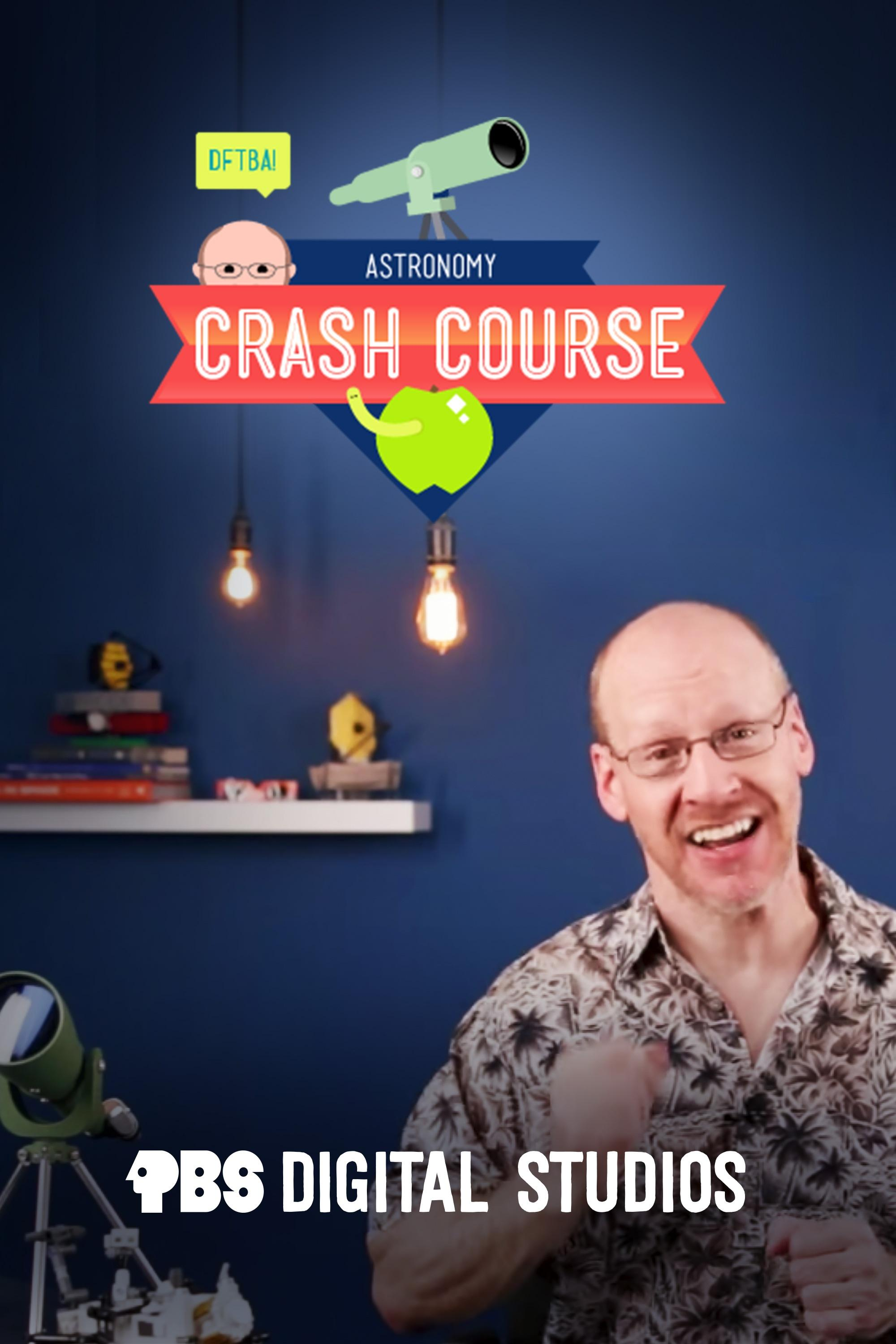 Crash Course Astronomy on FREECABLE TV