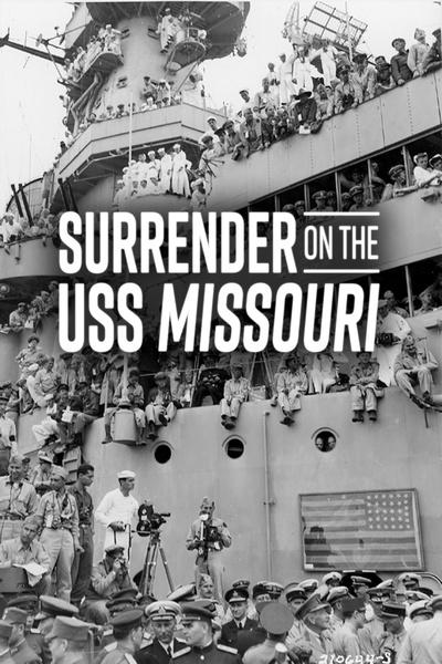 Surrender On The USS Missouri