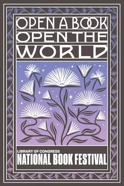 Open a Book, Open the World – The Library of Congress National Book Festival