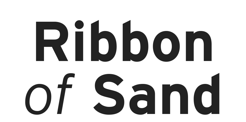 Ribbon of Sand