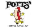 Potts' Hot Dogs