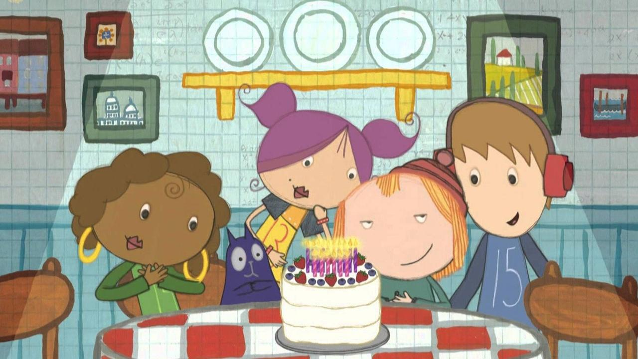 Peg + Cat: The Birthday Cake Problem; The Doohickey Problem