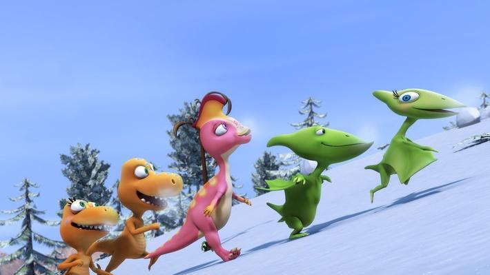 Dinosaur Train: Nature Trackers Adventure Camp