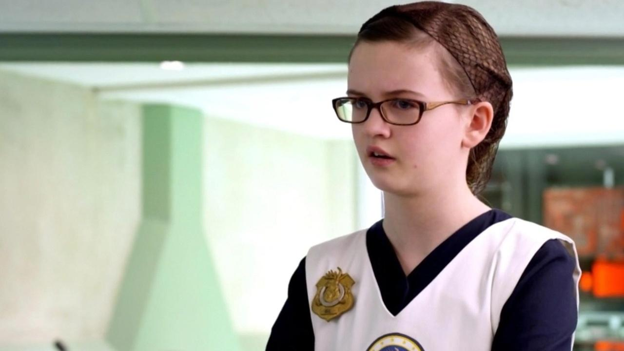 Odd Squad: Captain Fun; Switch Your Partner Round and Round