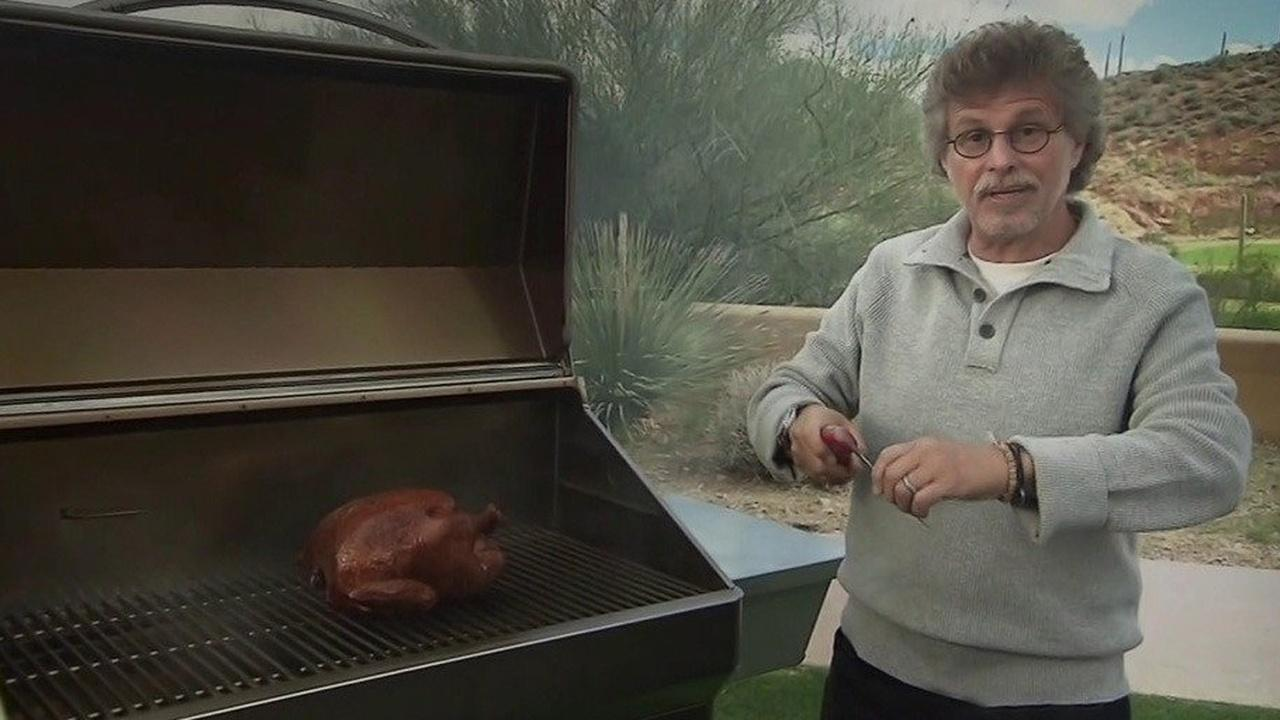 Steven Raichlen's Project Smoke Thanksgiving Comes Early