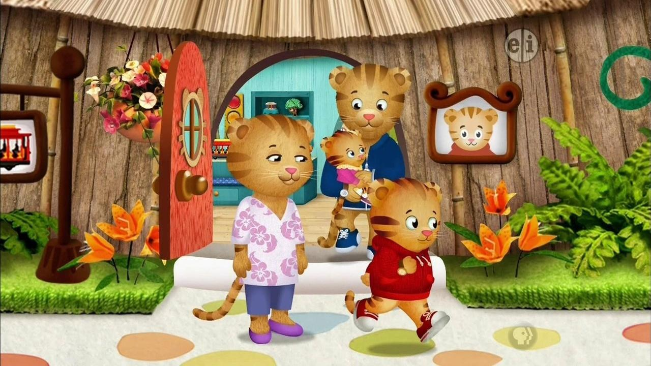 Daniel Tiger's Neighborhood: Margaret's First Chime Time; Tiger Family Fun