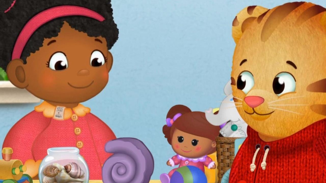 Daniel Tiger's Neighborhood: Daniel Thinks of Others; Daniel Thinks of What Margaret Needs