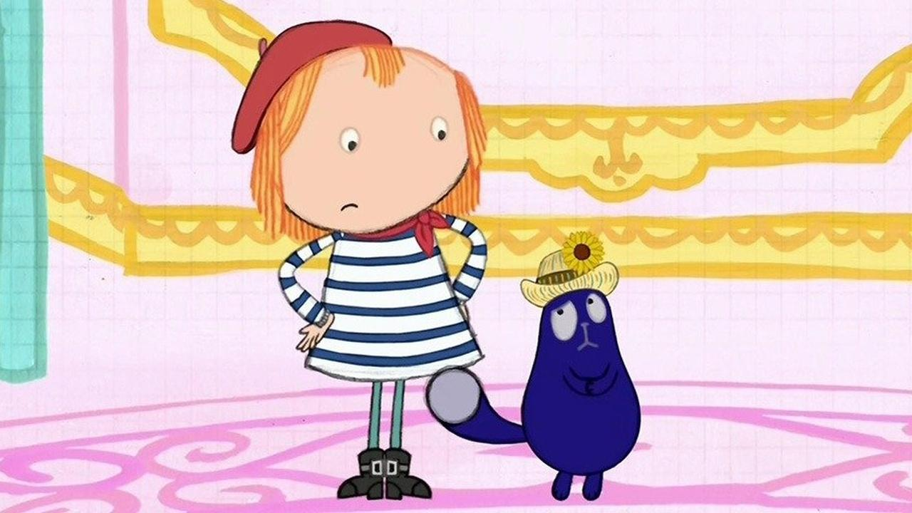 Peg + Cat: The Mermaid in the Mall Problem; The Painting Problem