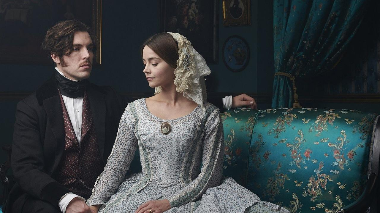 Victoria on Masterpiece: A Soldier's Daughter; The Green-Eyed Monster