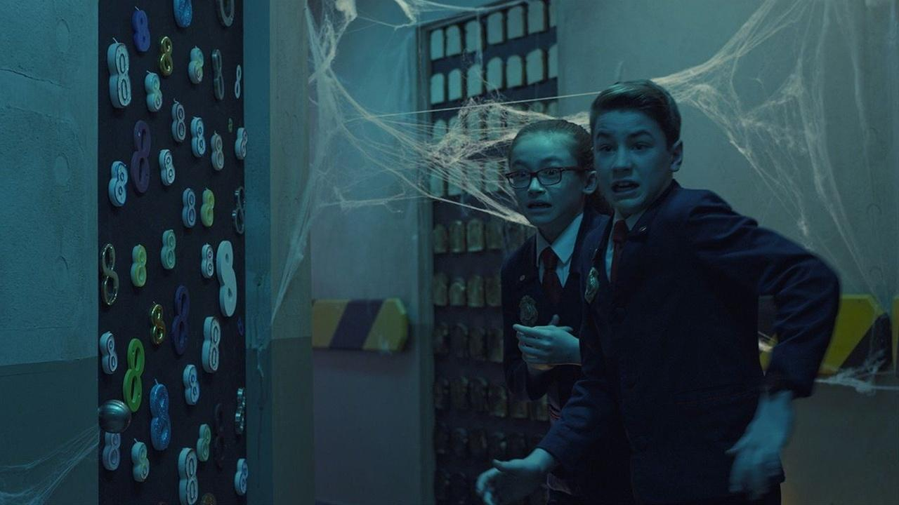 Odd Squad: Haunt Squad; Safe House in the Woods