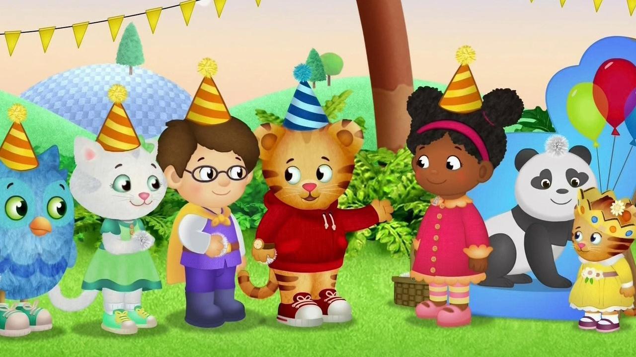 Episode 412b Margaret S Birthday Party The Daniel Tiger S Neighborhood Archive
